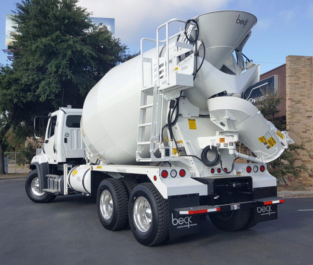 2020 114SD Beck Mixer Extended Life Light Weight Barrel