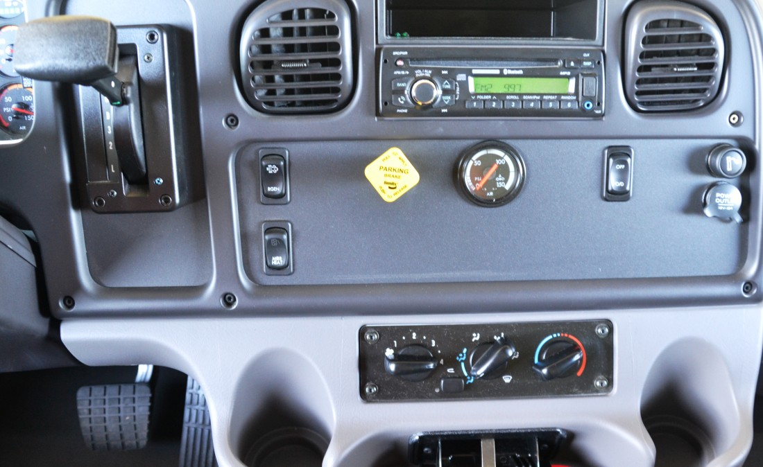 Instruments and controls (6)