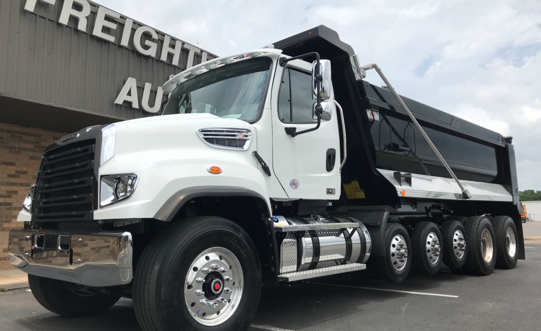 2020 114SD 6-Axle Ox Dump | Freightliner of Austin